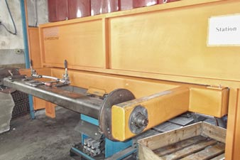 Schweißroboter Romat-410